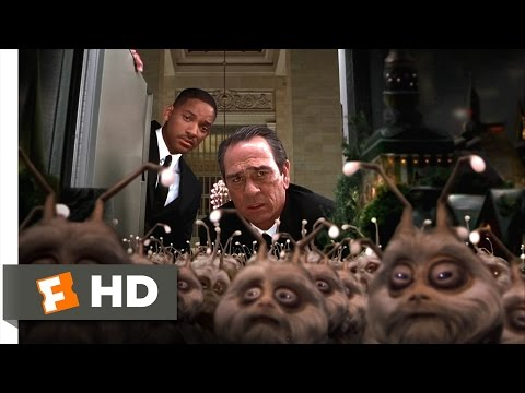 Men in Black II - All Hail Jay Scene (6/10) | Movieclips