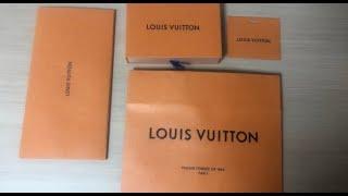 [신상품]Louis Vuitton UnBoxing 루이…