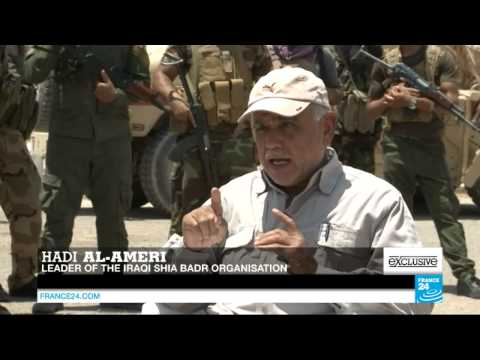 Exclusive interview of Hadi al-Ameri, leader of the Iraqi Sh