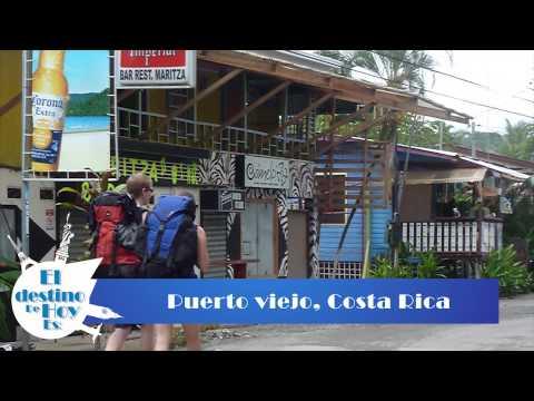 Puerto viejo: Un mundo hippie en Costa Rica