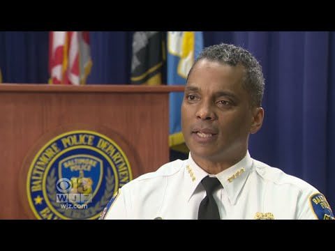 Acting Baltimore Police Commissioner Talks Policing Plans, Challenges