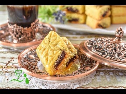 Recette de makrout au four par soulef amour de cuisine for Amour de cuisine de soulef