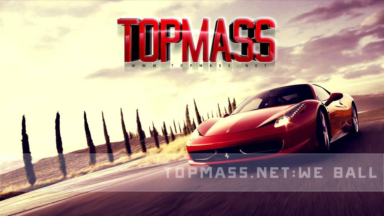 WE BALL - {HipHop Instrumental} TopMass!