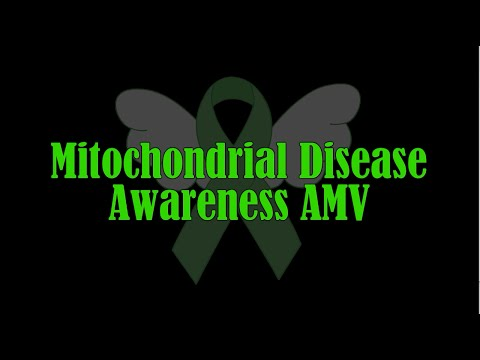We're Only Dreaming ~ Mitochondrial Disease Awareness MEP