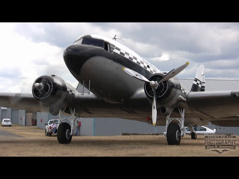 The beautiful Douglas DC-3