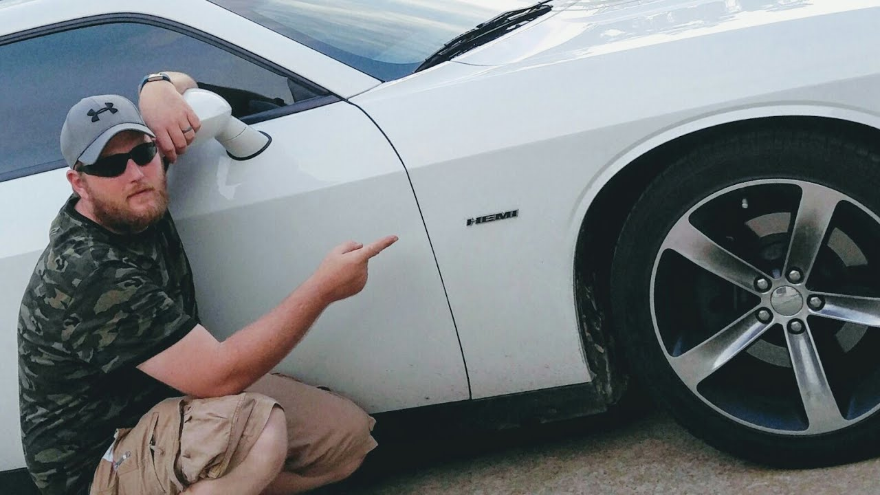Things Dodge Challenger Owners Say Shaker Edition 1 Of Only 2000