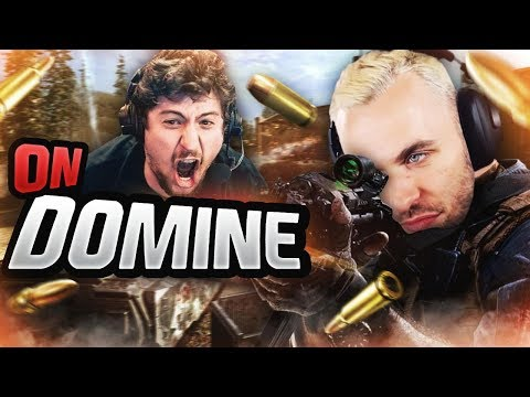 ON LES A DOMINS !  (Call of Duty: Modern Warfare ft. Lutti)