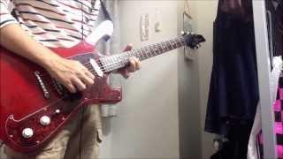 【艦隊これくしょん】艦これBGMメドレー 弾いてみた【ギター】
