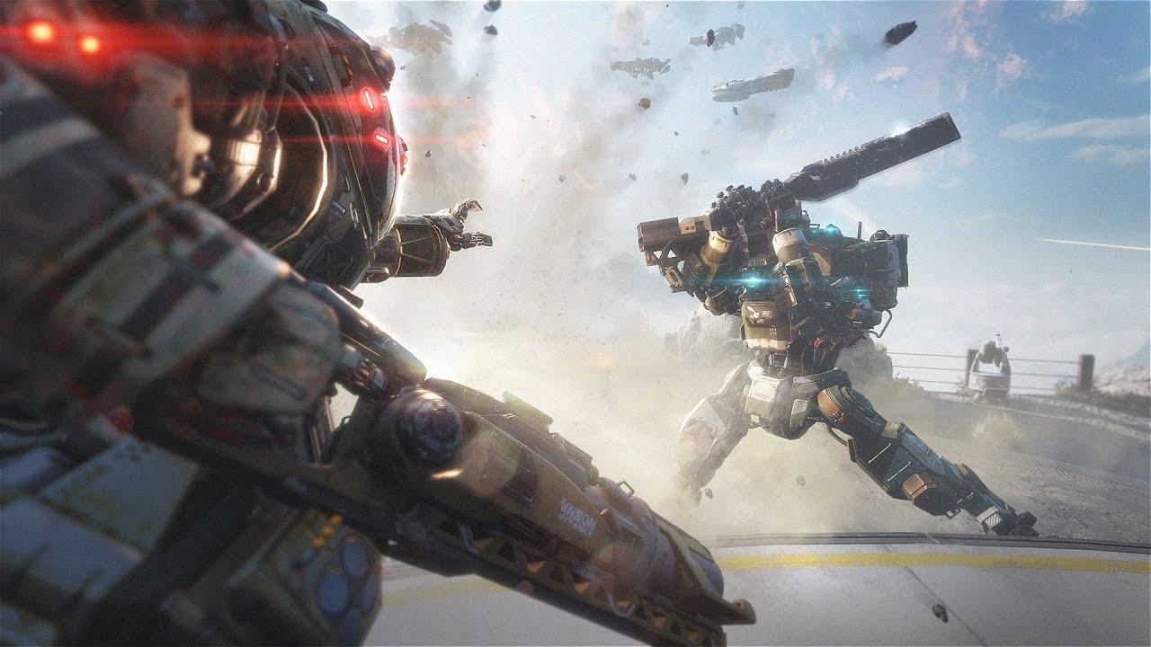 Titanfall 2 - [PC] Ronin Titan is Best Titan (29 kills, 17 sword