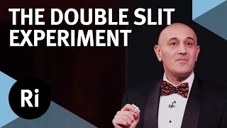 Double Slit Experiment explained! by Jim Al-Khalili thumbnail