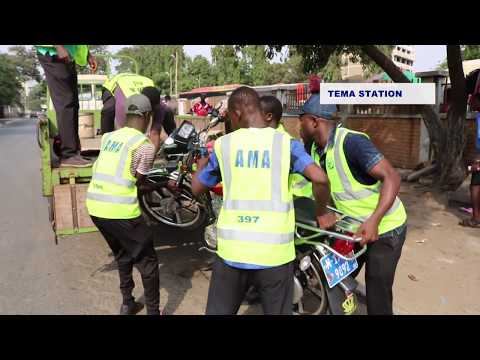 DE-CONGESTION EXERCISE EVALUATION IN ACCRA