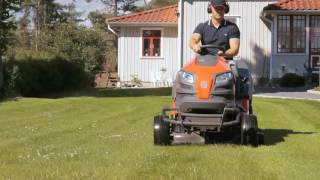 Bioclip (mulching) from the seat of your Lawn Tractor
