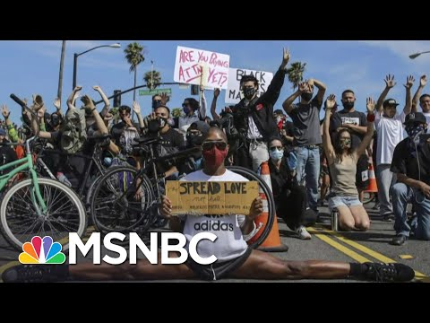 Color Of Change Co-Chair: Protesters See A 'New America Coming' | The Last Word | MSNBC