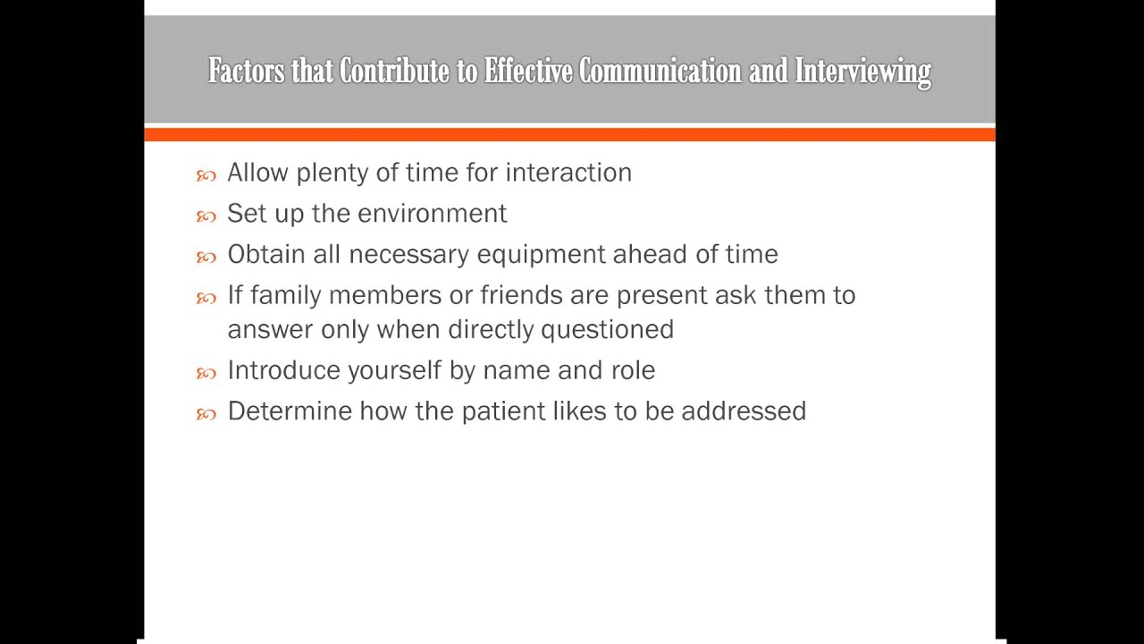 Download Planning PersonCentered Care of Older AdultsTherapeutic Communication with the Older Adult