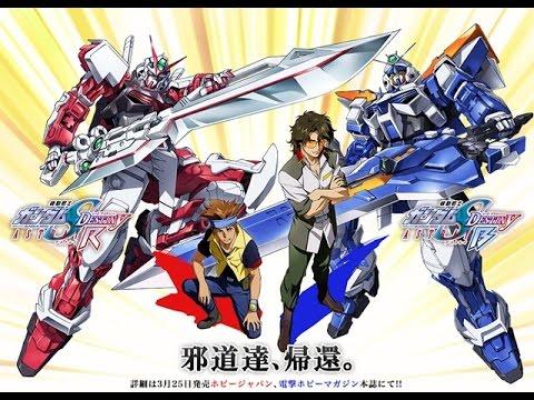 SD Gundam Online Astray Red Astray Blue zuhdi93 YouTube