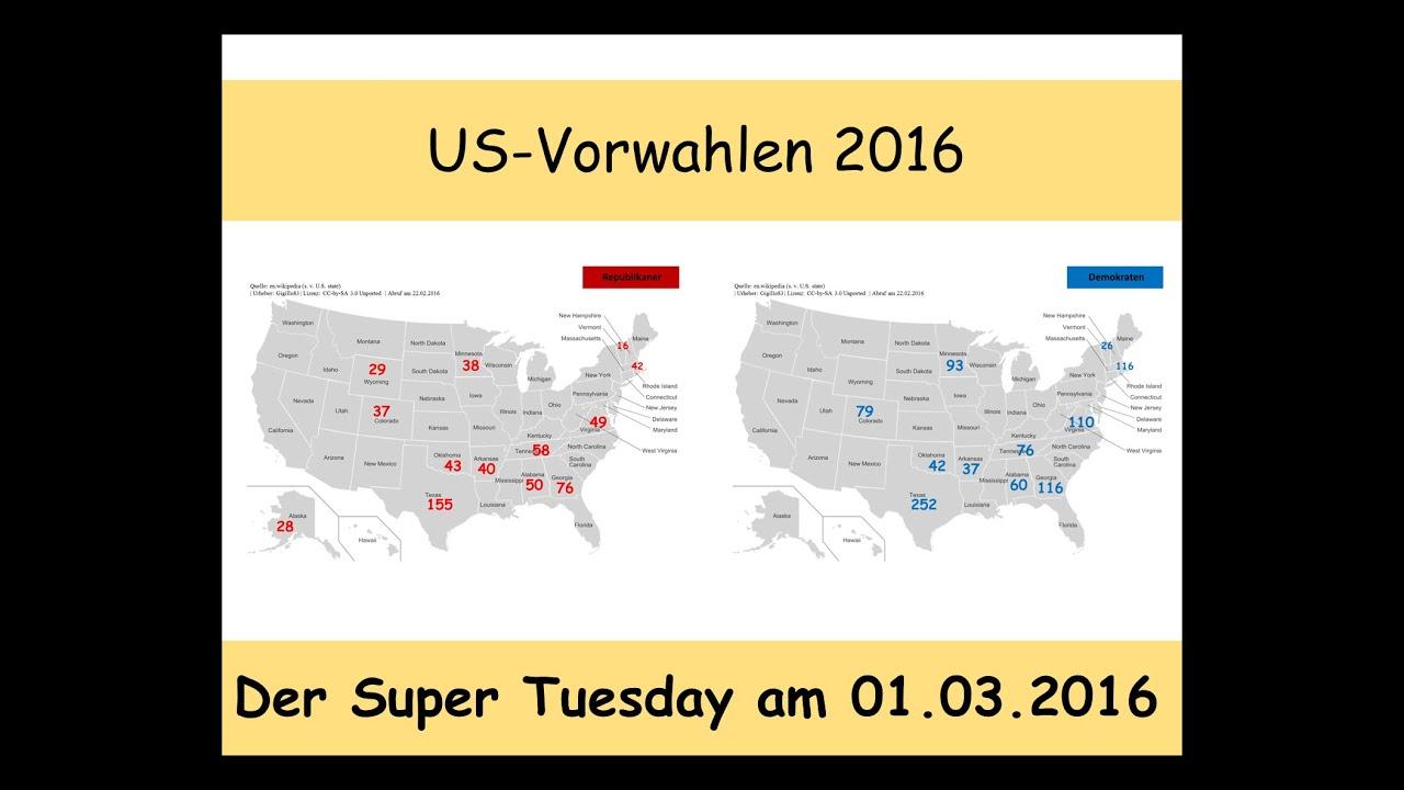 Us Wahlen Prognose