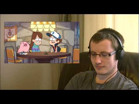 Gravity Falls Reaction Series Episode 9