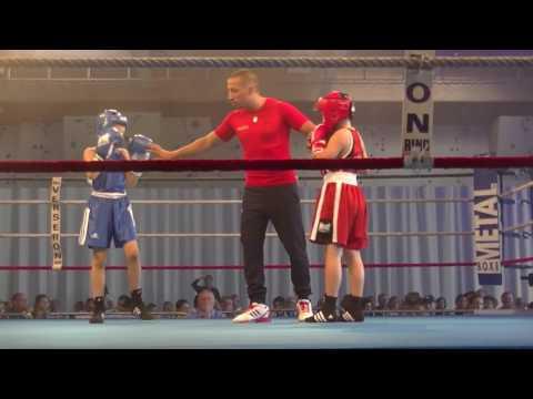 Gala de Boxe Anglaise Internationale Educative Amateur Professionnelle Hyères les Palmiers 2017