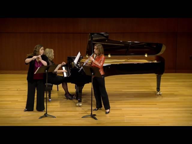 Ingrid Stölzel: There Are Things to Be Said for Flute, Oboe and Piano