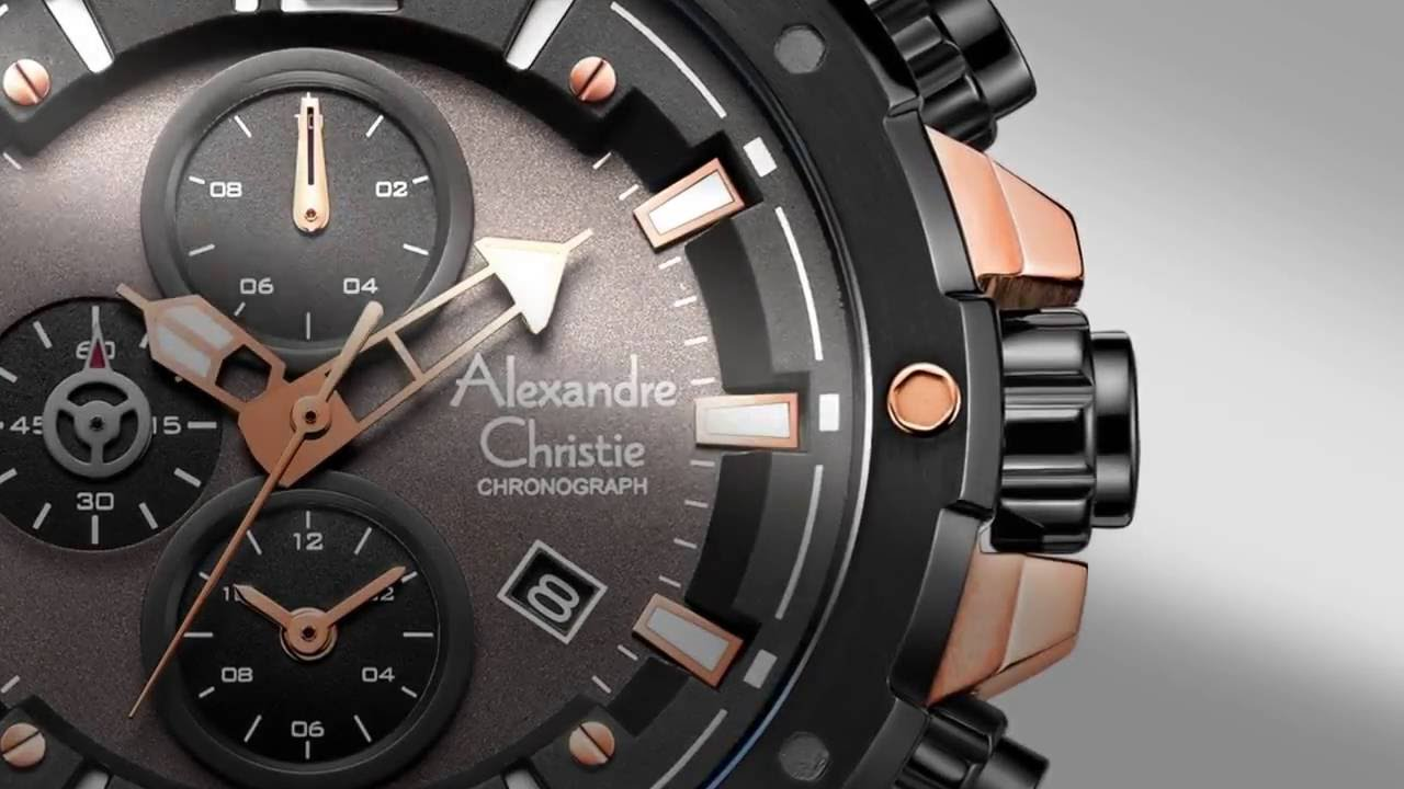 Jam Tangan Alexandre Christie Ac 6410mclrb Original Info Sms Wa Ac6295mc Silver Black White 081 252585 133 Youtube
