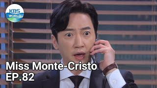 Miss Monte-Cristo EP.82 | KBS WORLD TV 210615