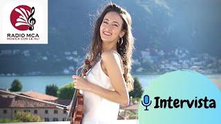 """Emma Arizza- Intervista Radio MCA """"Protagonisti di Oggi e di Domani"""""""