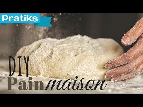 Comment faire du pain maison