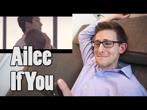 Ailee(에일리) - If You MV Reaction [Tired Ver]