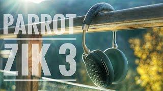 Parrot Zik 3 Design e Tecnologia - Recensione in italiano 4K UHD
