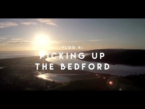 Josh & Mearle: VLOG 4 - Picking up the Bedford