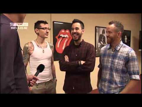LINKIN PARK interview 2013