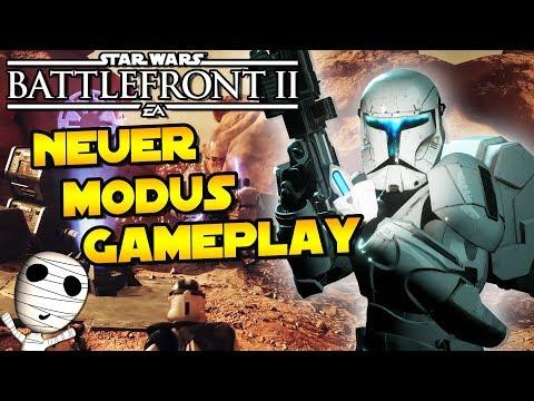 Neuer Offline Modus + Klon Commando Gameplay + Droiden Skins - Star Wars Battlefront 2 deutsch