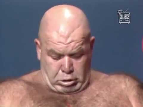 wwe hall of fame presents george steele