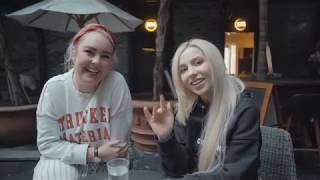 Julia Sofia interviewing Ava Max Video