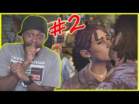 SHE KISSED ME IN FRONT OF HER HUSBAND!! - The Walking Dead: Season 3 Episode 5 Part 2