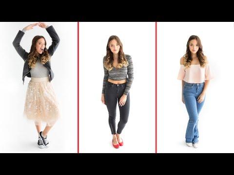 3 Ballet-Inspired Looks ft. Claudia Sulewski