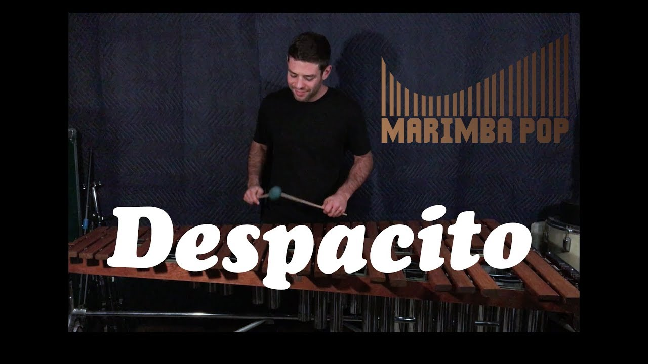 despacito marimba