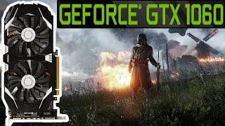 Battlefield 1 - Nvidia GTX 1060 - i5 6500 - 64 Man Server - 1080p Ultra