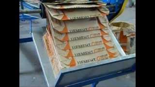 Оборудование для производства бумажных мешков(Линия формирования дна и клапана. Автоматический дноукладчик.Оборудование для производства бумажных мешк..., 2013-03-14T21:01:18.000Z)