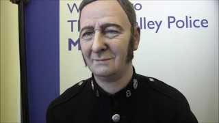 Thames Valley Police take part in #MuseumWeek