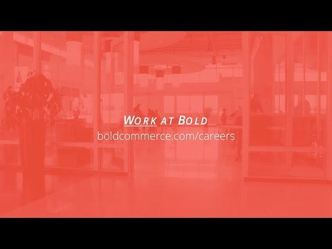 Work at Bold - #boldlife  (Winnipeg, Manitoba)