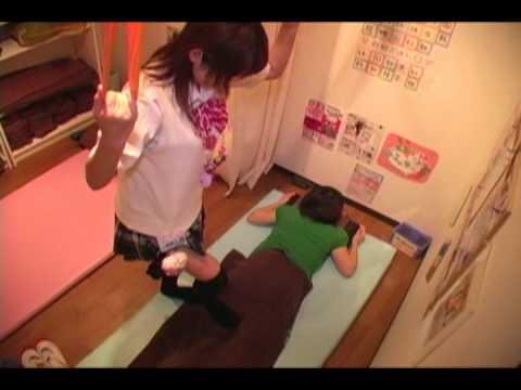 Japanische Massage Mit Versteckter Kamera