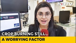 NDTV Newsroom Live: Farmers Defy Top Court Ban On Crop Burning, Farm Fires At Its Highest