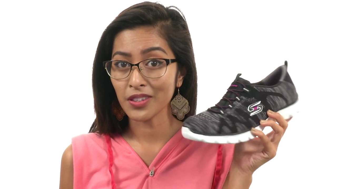 Skechers Ez Flex 3,0 Take-The-Lead Noir