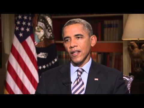 AP Interview: Obama on Redskins Name Change