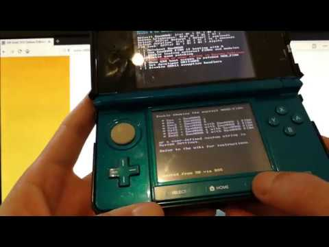 3DS 11.8.0-41E flash B9S CFW with R4i Gold 3DS PLUS cartridge(1)