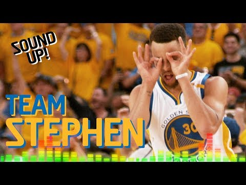 SOUND UP: Team Stephen | 2018 NBA All-Star Game