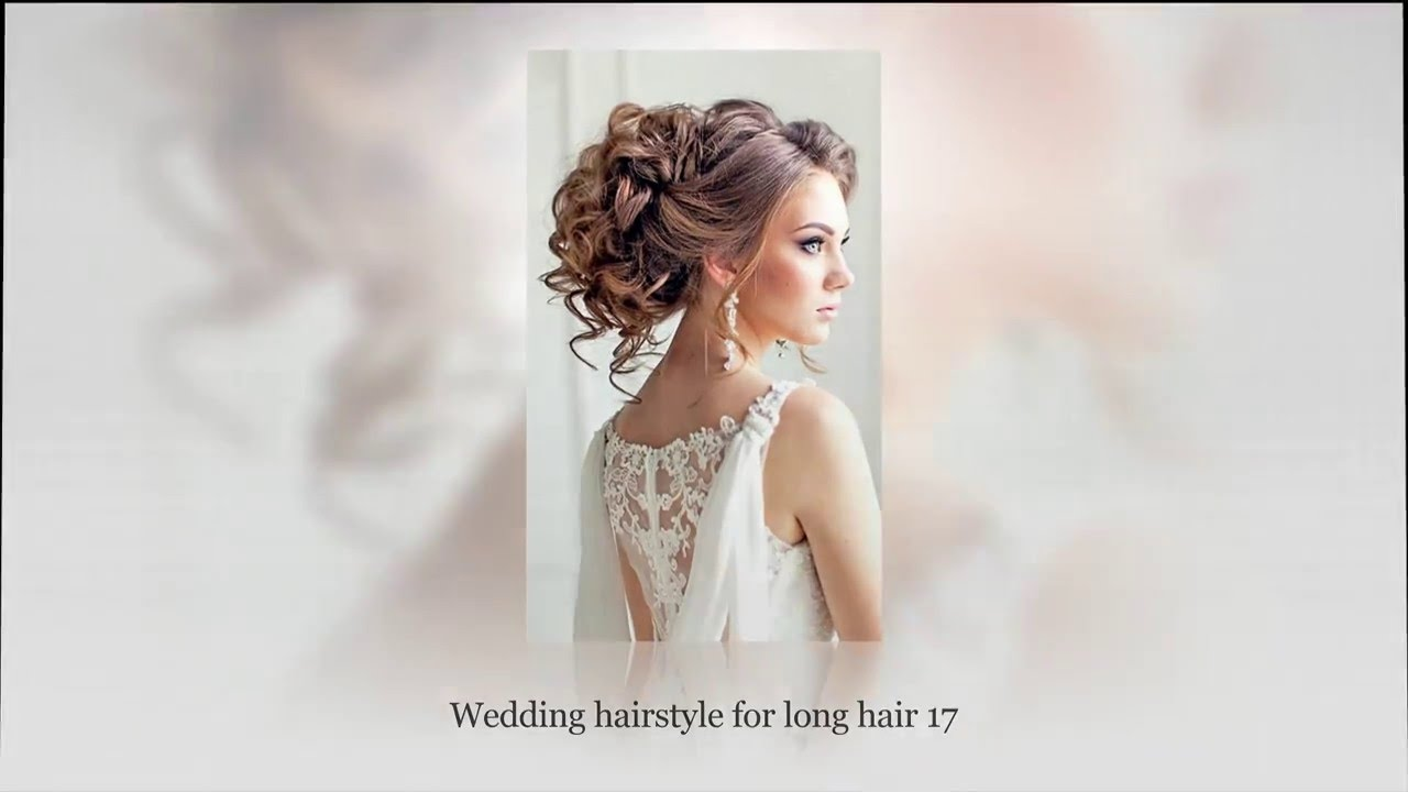 Healthy lifestyle - 20 Most Romantic Wedding Hairstyles For Long ...