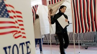 Sen. Bernie Sanders on Why Voter Turnout is so Low...