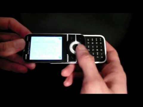 Sony Ericsson Yari - part 3